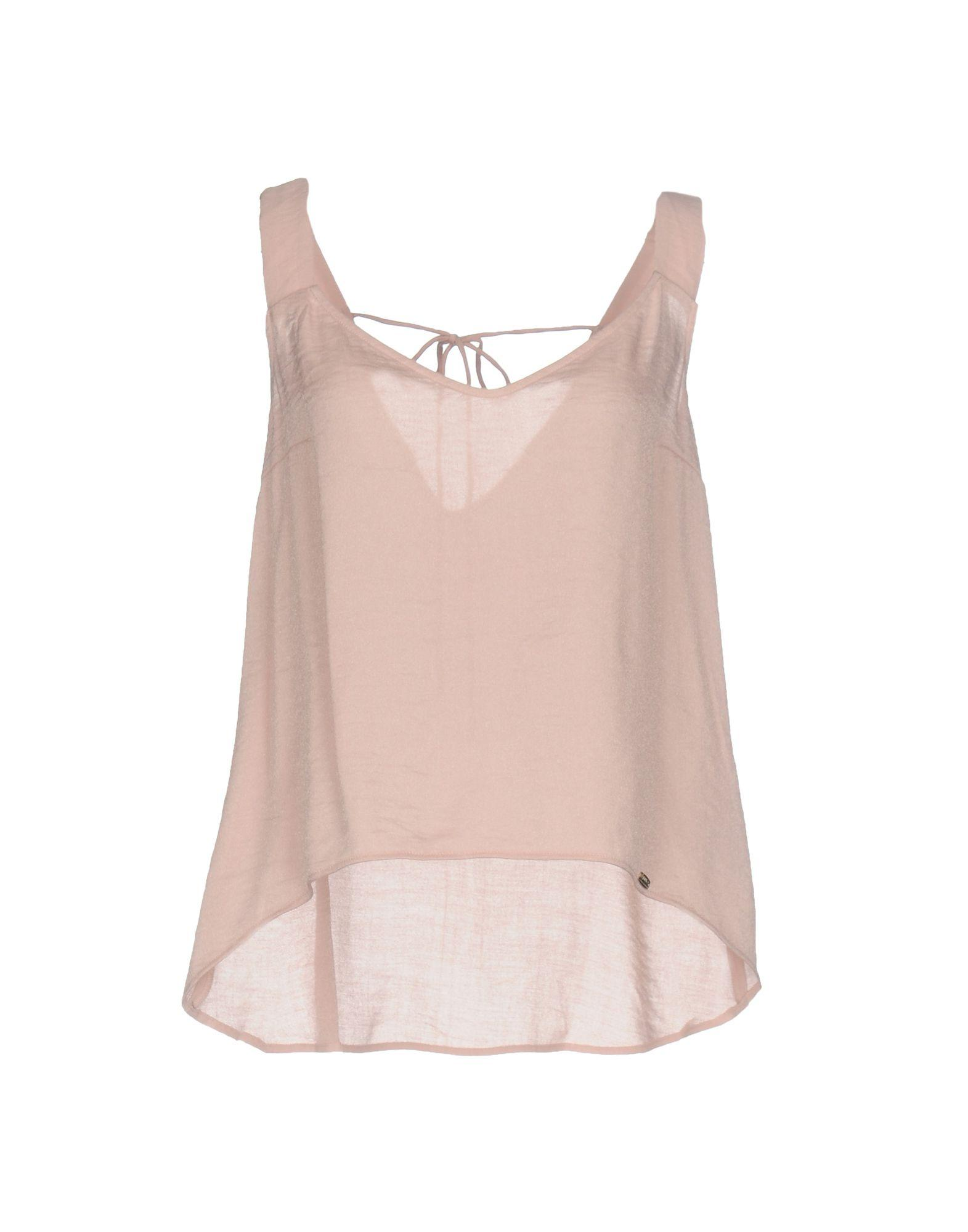 Liu •jo Top In Pink