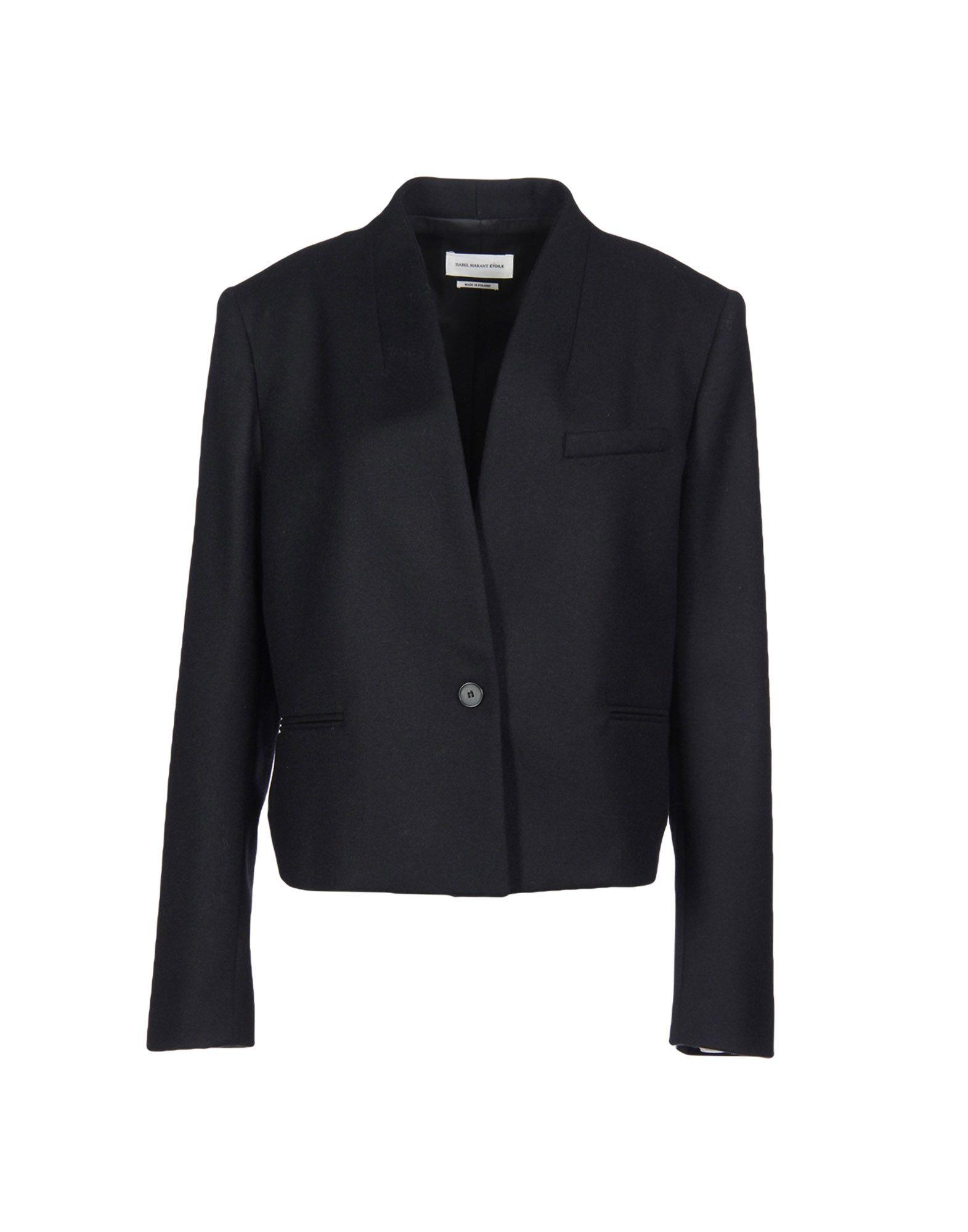 Etoile Isabel Marant Blazer In Black