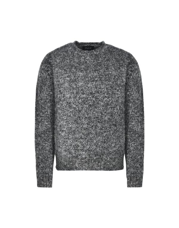 Howlin' Sweater In Steel Grey