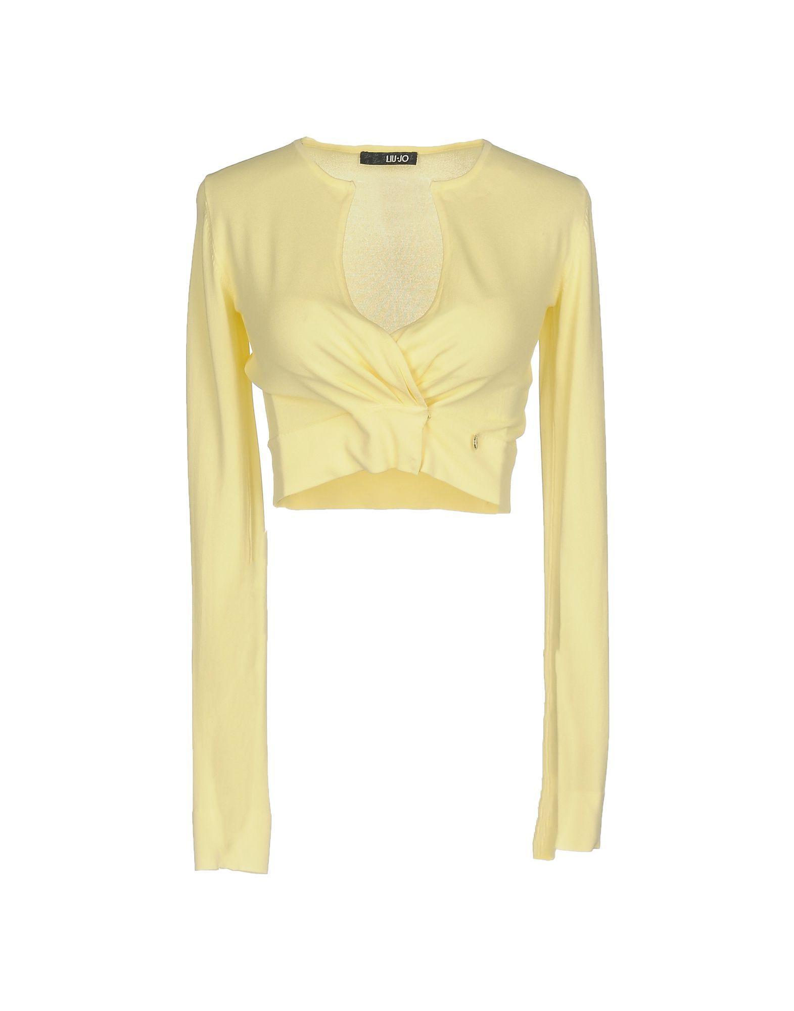 Liu •jo Shrug In Light Yellow