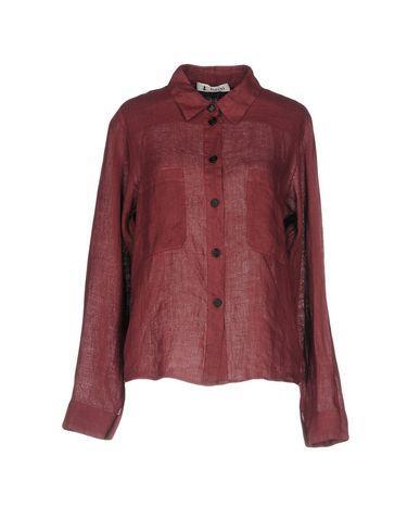 Barena Venezia Shirts In Maroon