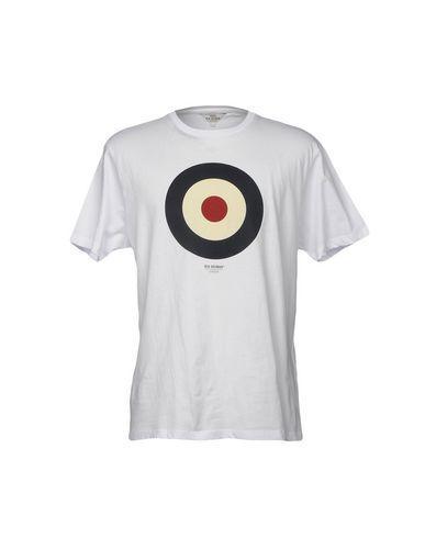 1f0257c2a Ben Sherman Men's Short-Sleeve Target Graphic T-Shirt In White ...