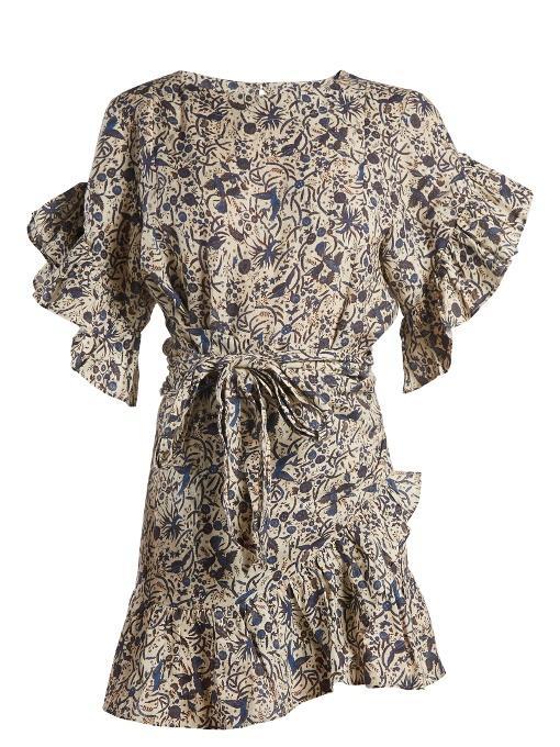 504f5369cf Store Status Price. Etoile Isabel Marant Isabel Marant Etoile Beige Delicia  Dress
