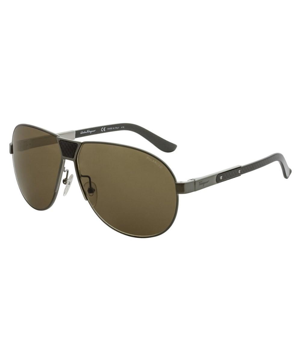 16877ebdeba0 Salvatore Ferragamo Men's Sf136Sp 61Mm Polarized Sunglasses In Multi ...