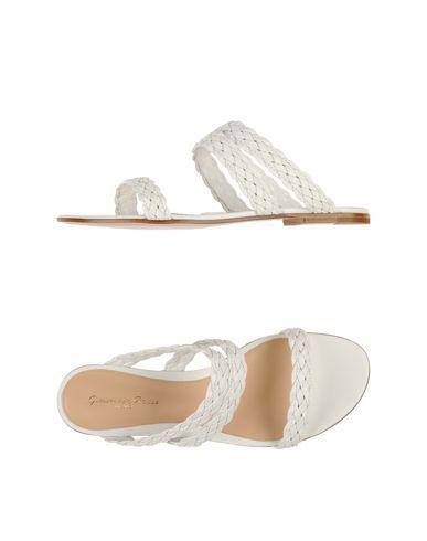 Gianvito Rossi Sandals In White