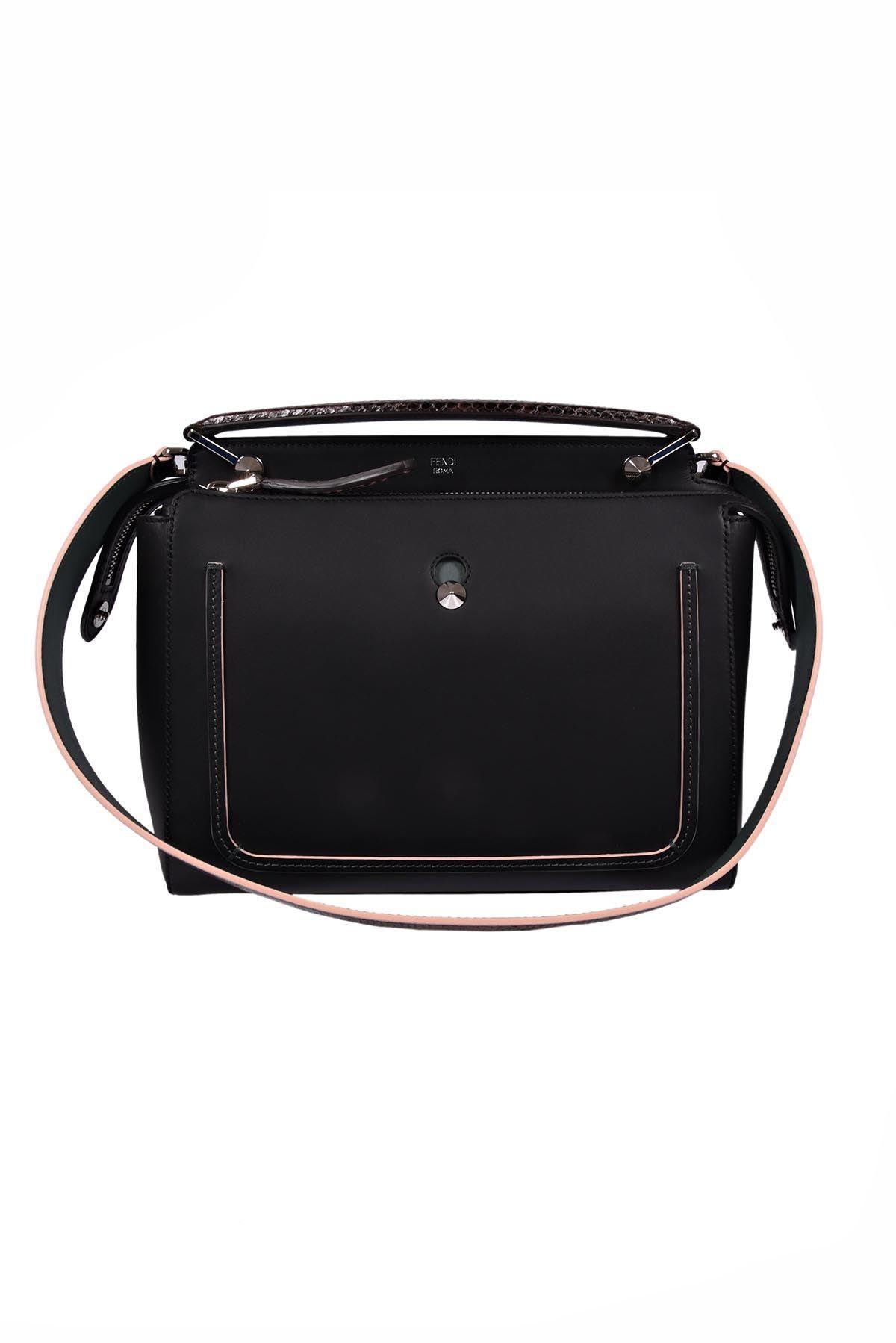 Fendi Dot Com Handbag In F07ha Nr+moro+mlc+p