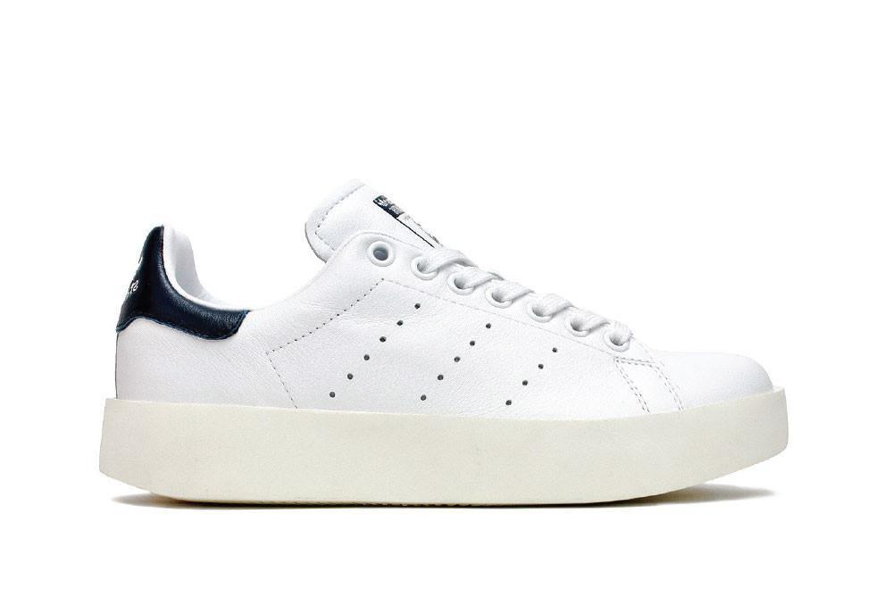 save off f1182 224c2 Stan Smith Bold Platform Sneakers in White