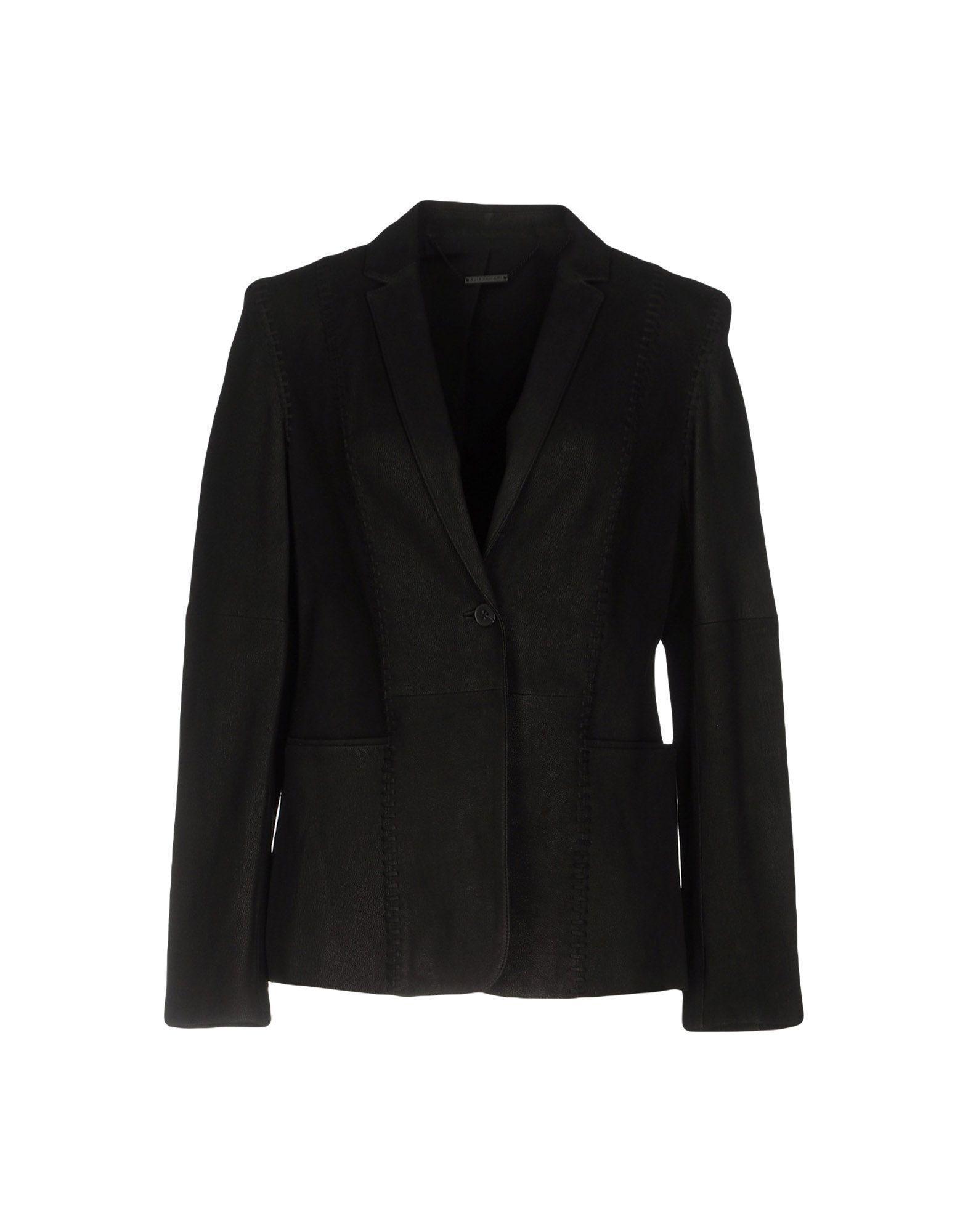 Elie Tahari Blazer In Black