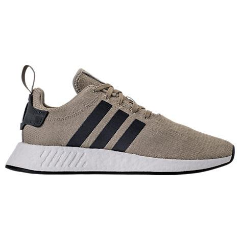 ca06c4b877e27 Adidas Originals Adidas Men s Nmd R2 Casual Sneakers From Finish Line In  Brown