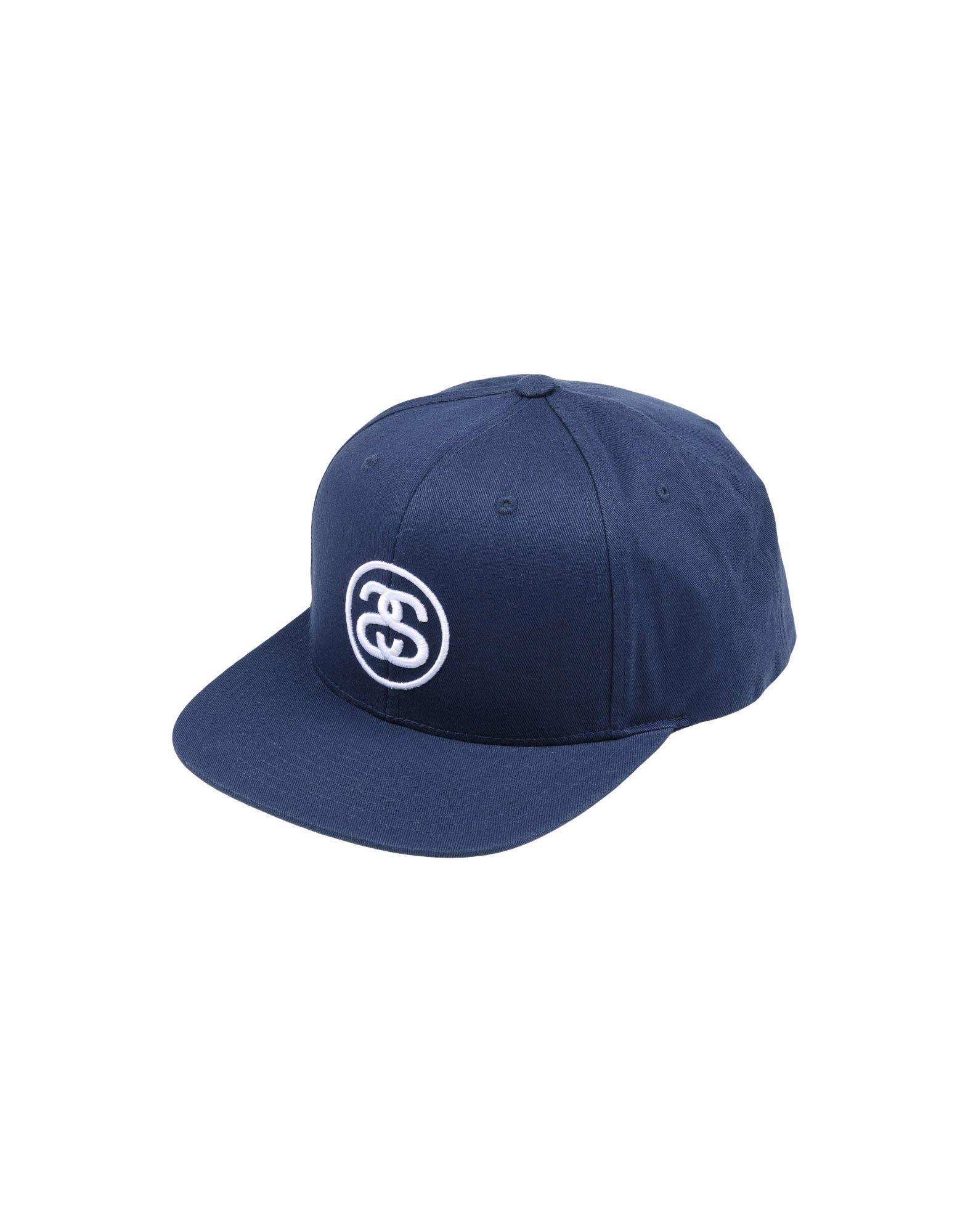 b3960a5e4ee Stussy Hat In Dark Blue