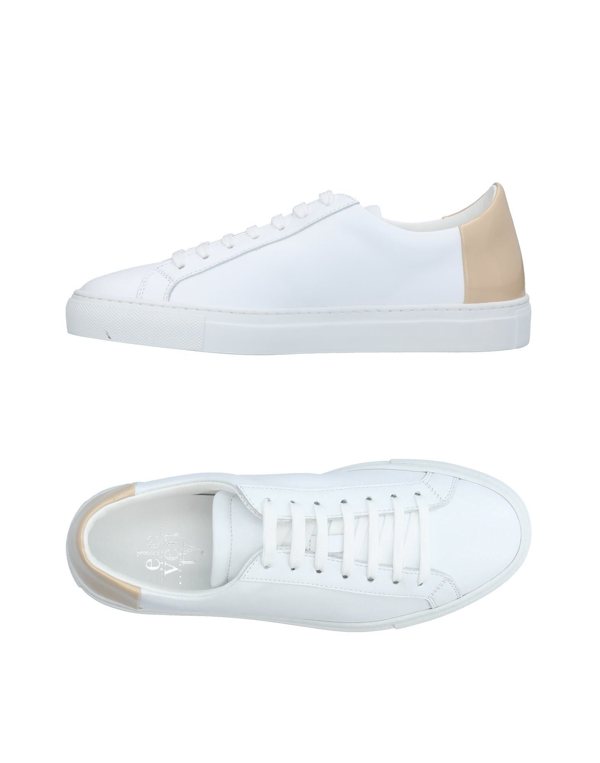 Eleventy Sneakers In White