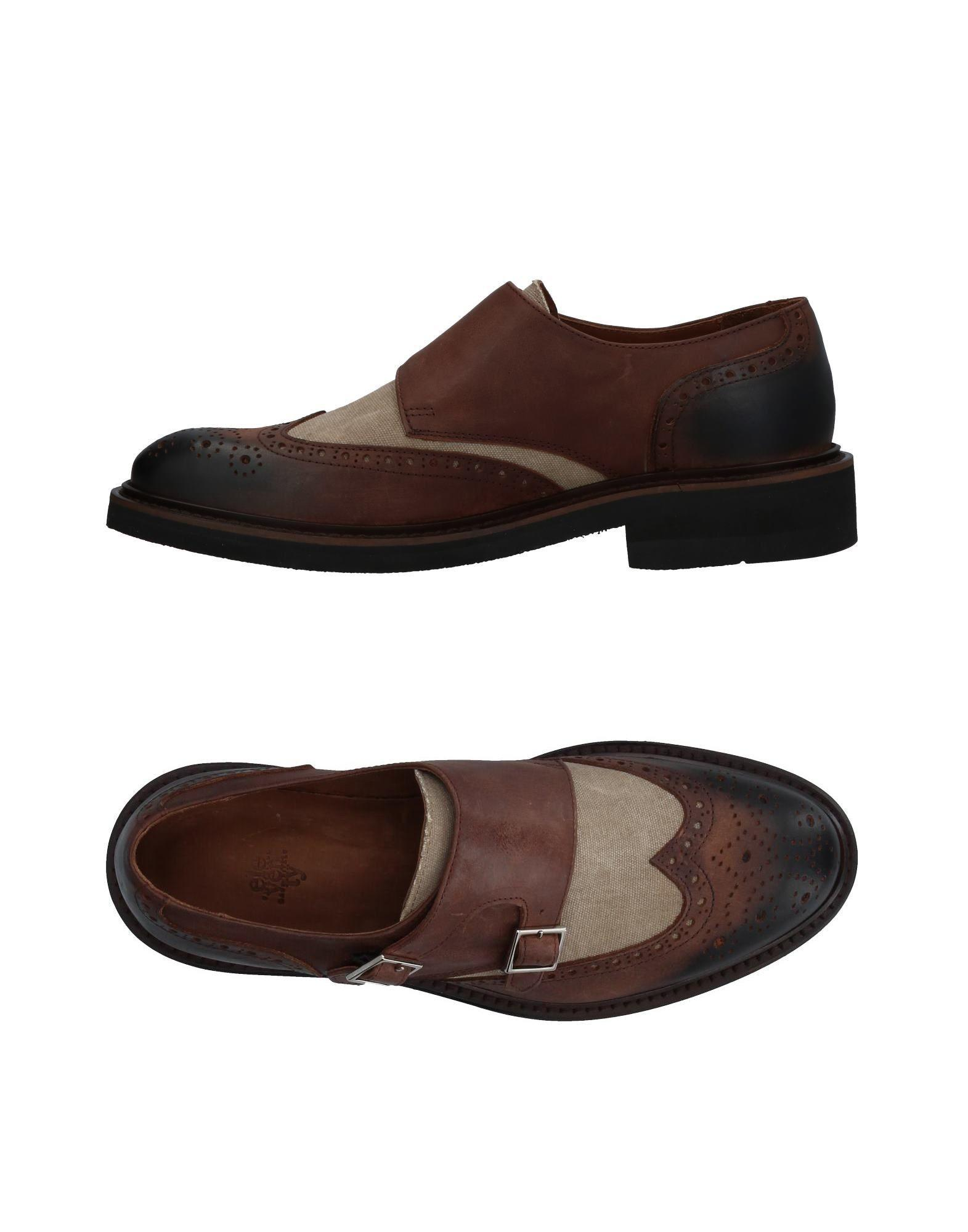Eleventy Loafers In Brown