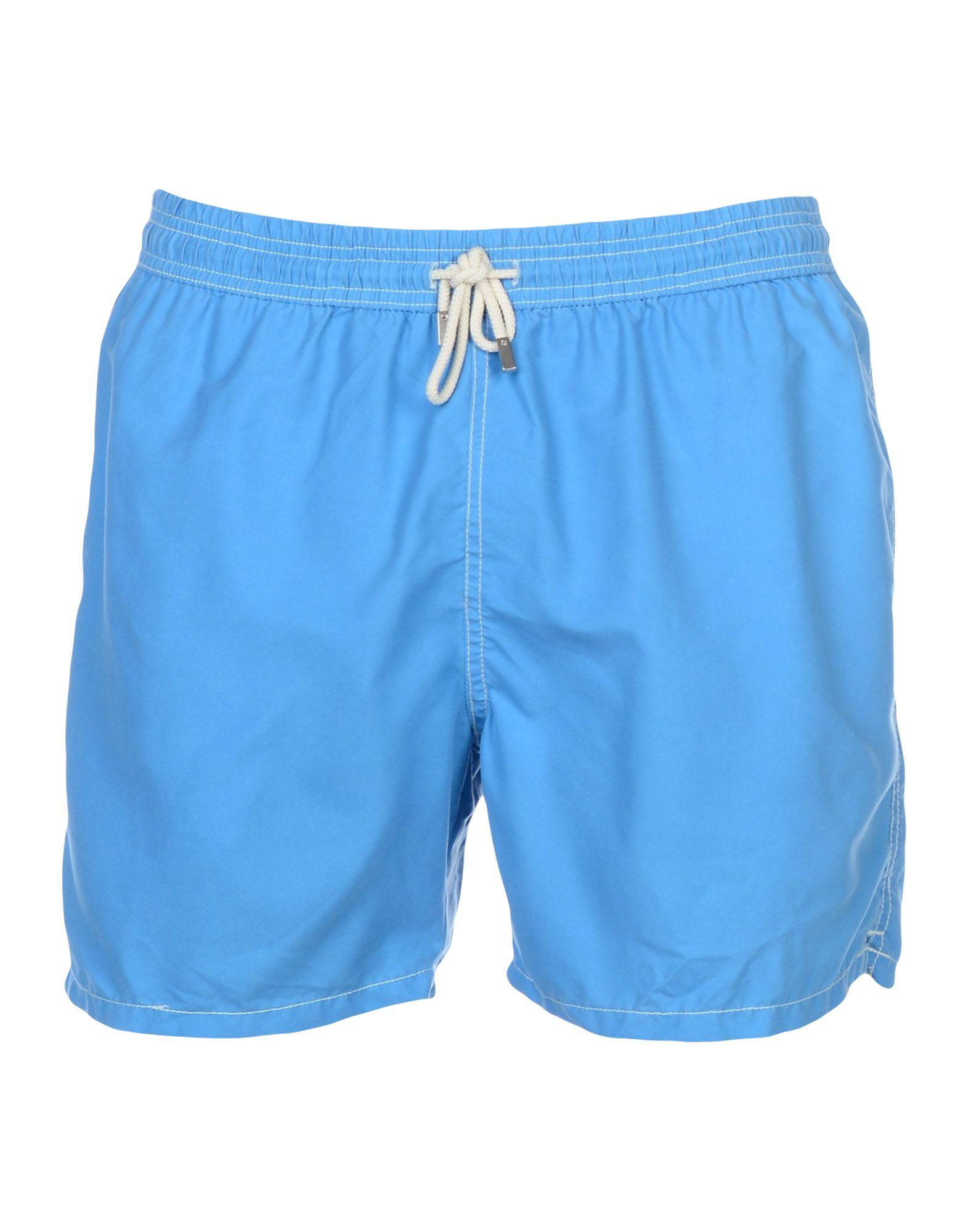 8c195881e0 Mc2 Saint Barth Swim Shorts In Azure | ModeSens