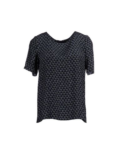 Theory Blouse In Black