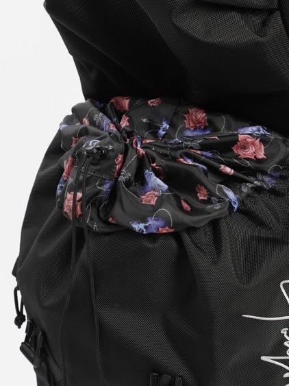 538c359dfc Yohji Yamamoto Black New Era Edition Rock Backpack