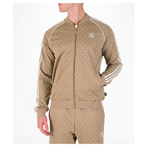 3bf980ecac66a Adidas Originals Men s Originals Pharrell Williams Hu Hiking Superstar  Track Jacket