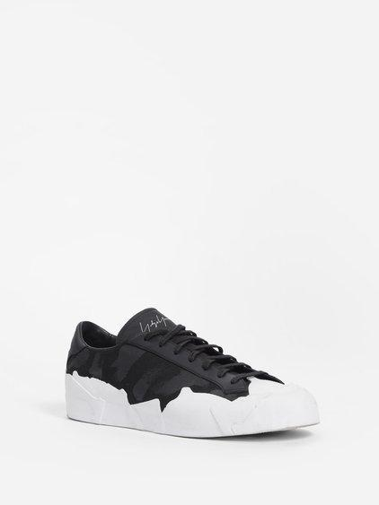 Yohji Yamamoto Takusan Sneakers In Black