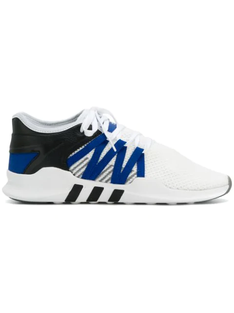 detailed look 0b9e5 06062 Adidas Women's Eqt Racing Adv Casual Sneakers From Finish Line in White