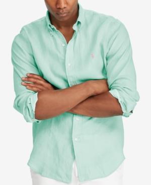 Classic Classic Men's Men's Linen Shirt Fit rWdCBoQex