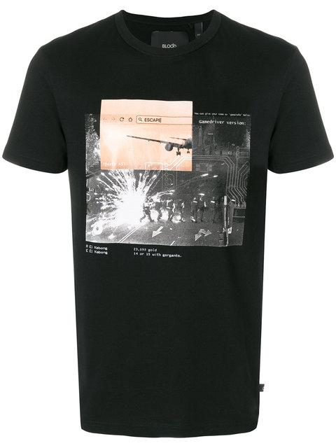 Blood Brother Escape T-Shirt - Black