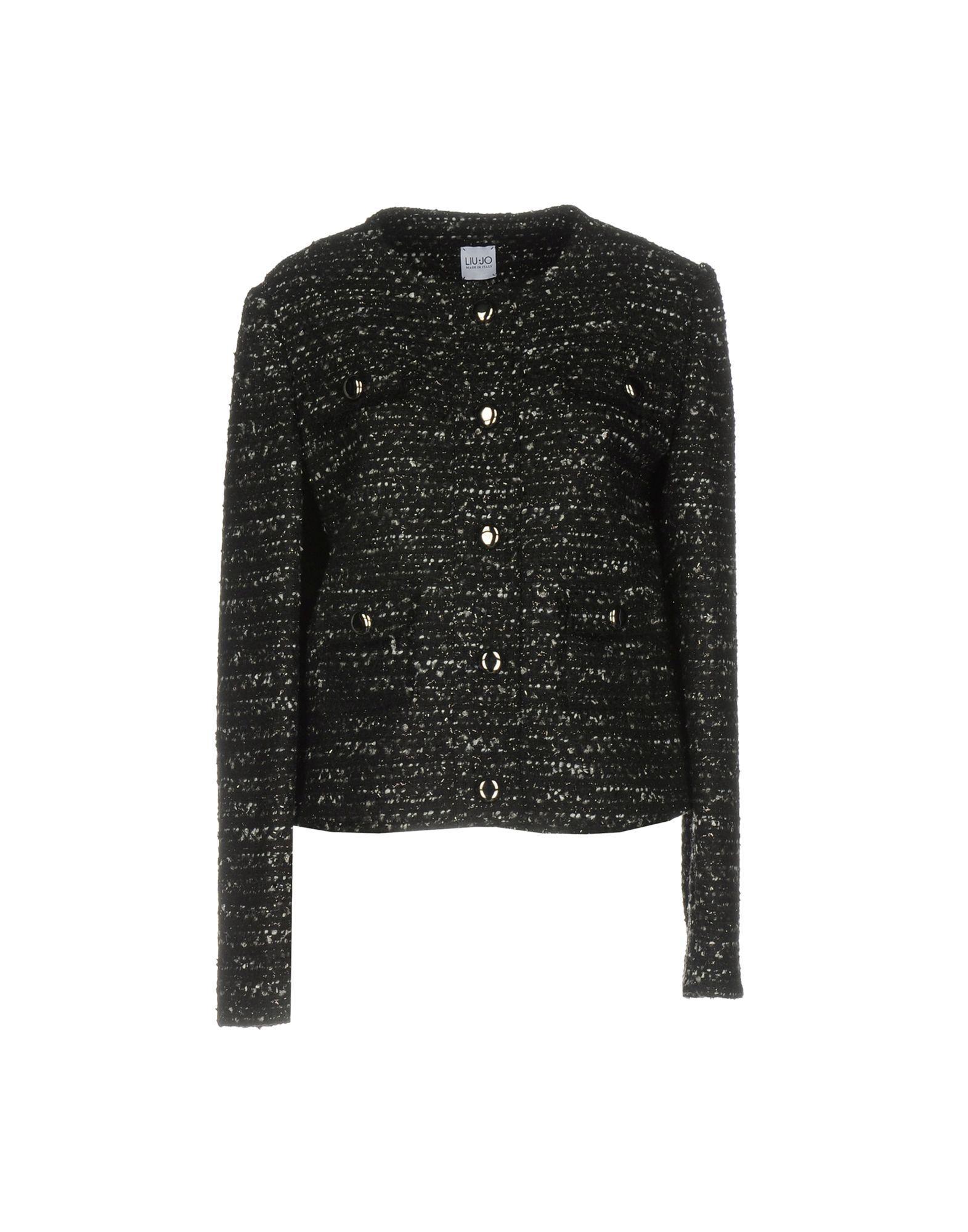 Liu •jo Blazer In Black