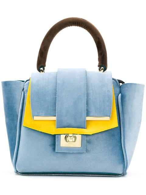 Alila Mini Tote Bag - Blue