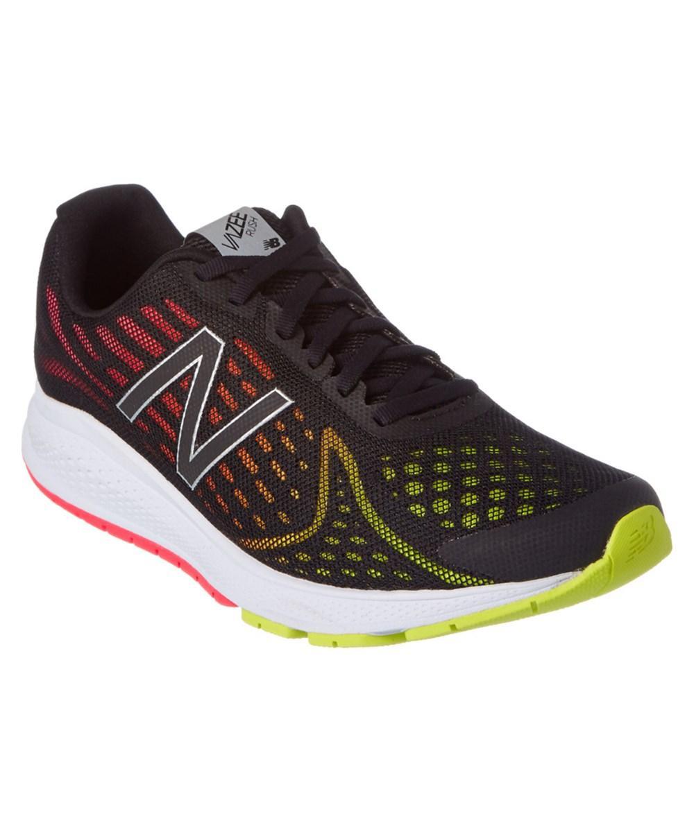 New Balance Men's Mrushbp2 Running Shoe In Black
