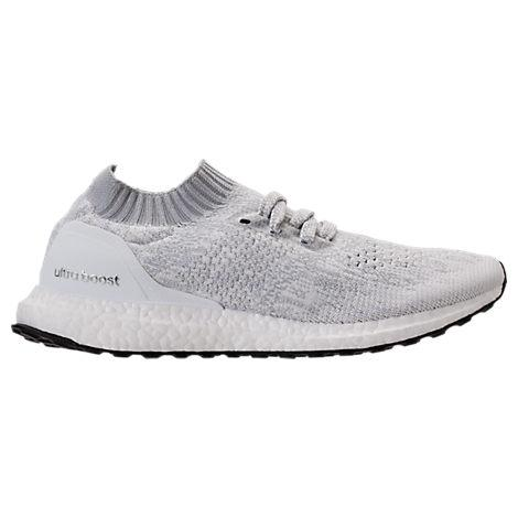 buy popular 08647 4d34b Men'S Ultraboost Uncaged Running Shoes, Grey in White