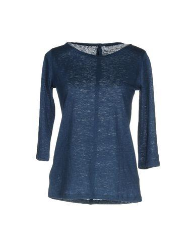 Majestic Basic Top In Blue