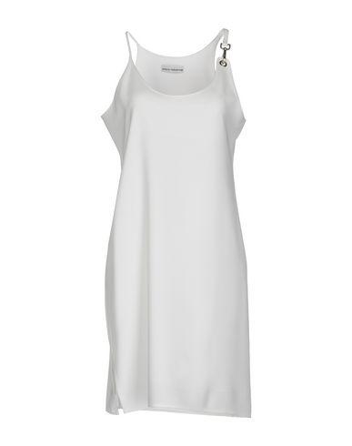 Paco Rabanne Evening Dress In White