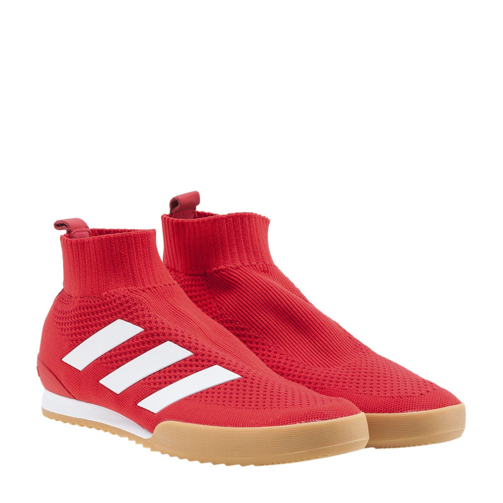 new product ba500 b20a9 Adidas Ace 16+ Super Shoes in Red