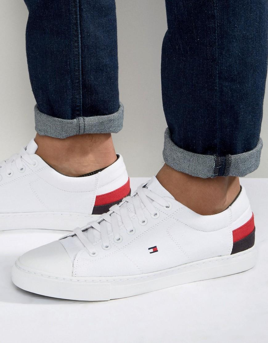 1fc7bf3bc Tommy Hilfiger Jay Sneakers - White