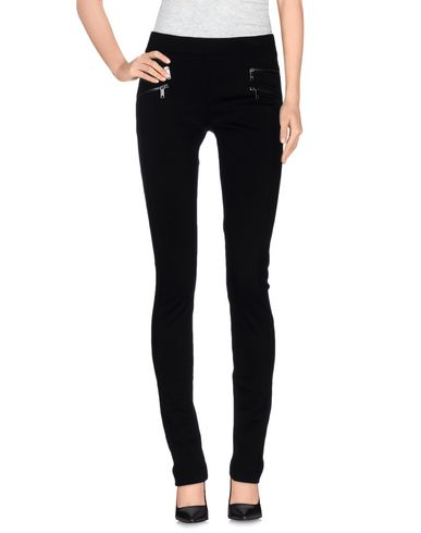 Dkny Casual Pants In Black