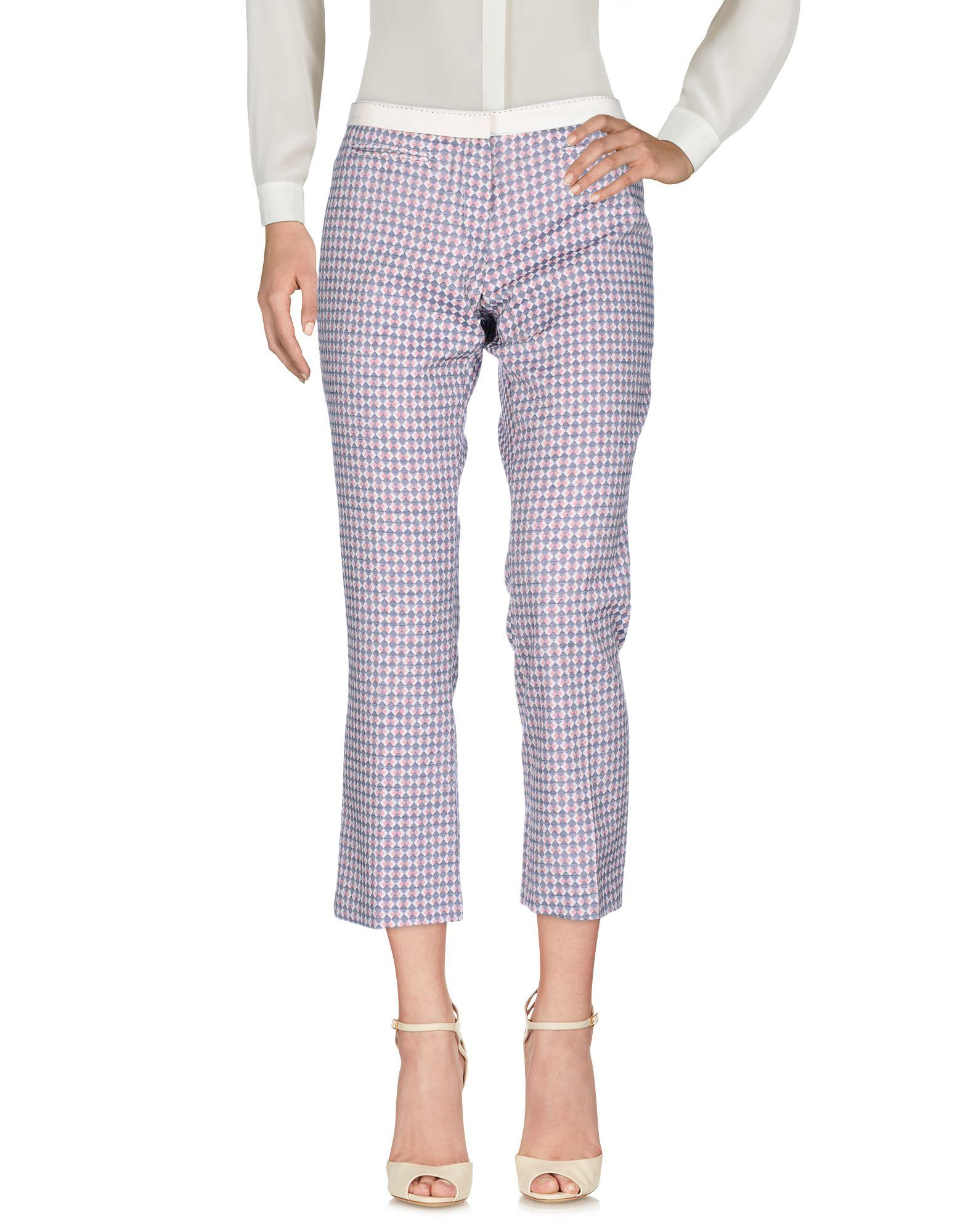 Teresa Dainelli Casual Pants In Blue