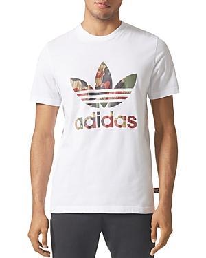 big sale b0bbd f33ad Adidas Originals X Pharrell Williams Hu Hiking Trefoil Logo T-Shirt In  White Cy7869 -