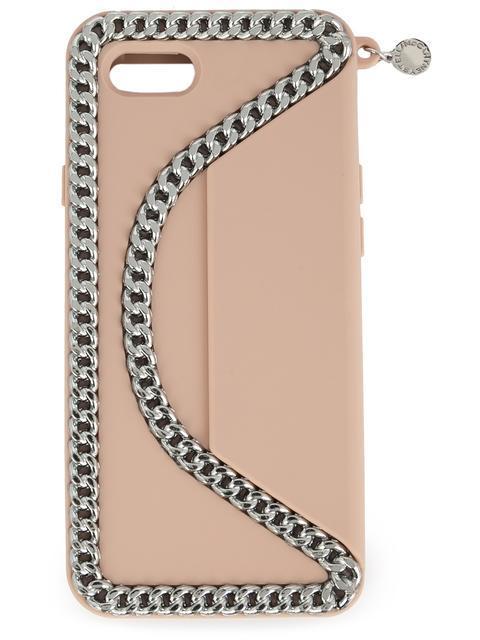 Stella Mccartney Falabella Iphone 6/6S Case - Neutrals