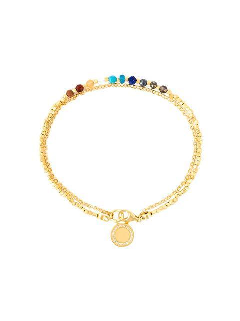 Astley Clarke 'Rainbow Cosmos Biography' Bracelet In Metallic