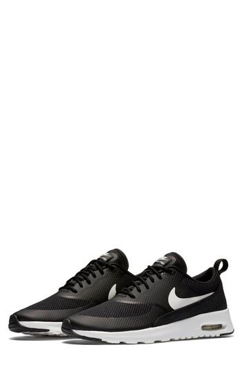 finest selection 8c4f1 20dea Nike Air Max Thea Sneaker In Black  Summit White