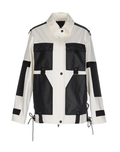 Alexander Wang Jackets In Ivory