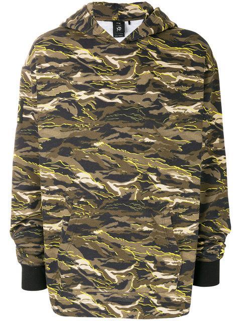 d157f8086e8c9 Puma X Xo Camo Hoodie In Green 57559351 - Green   ModeSens