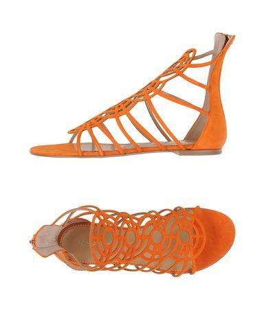 Dsquared2 Sandals In Orange