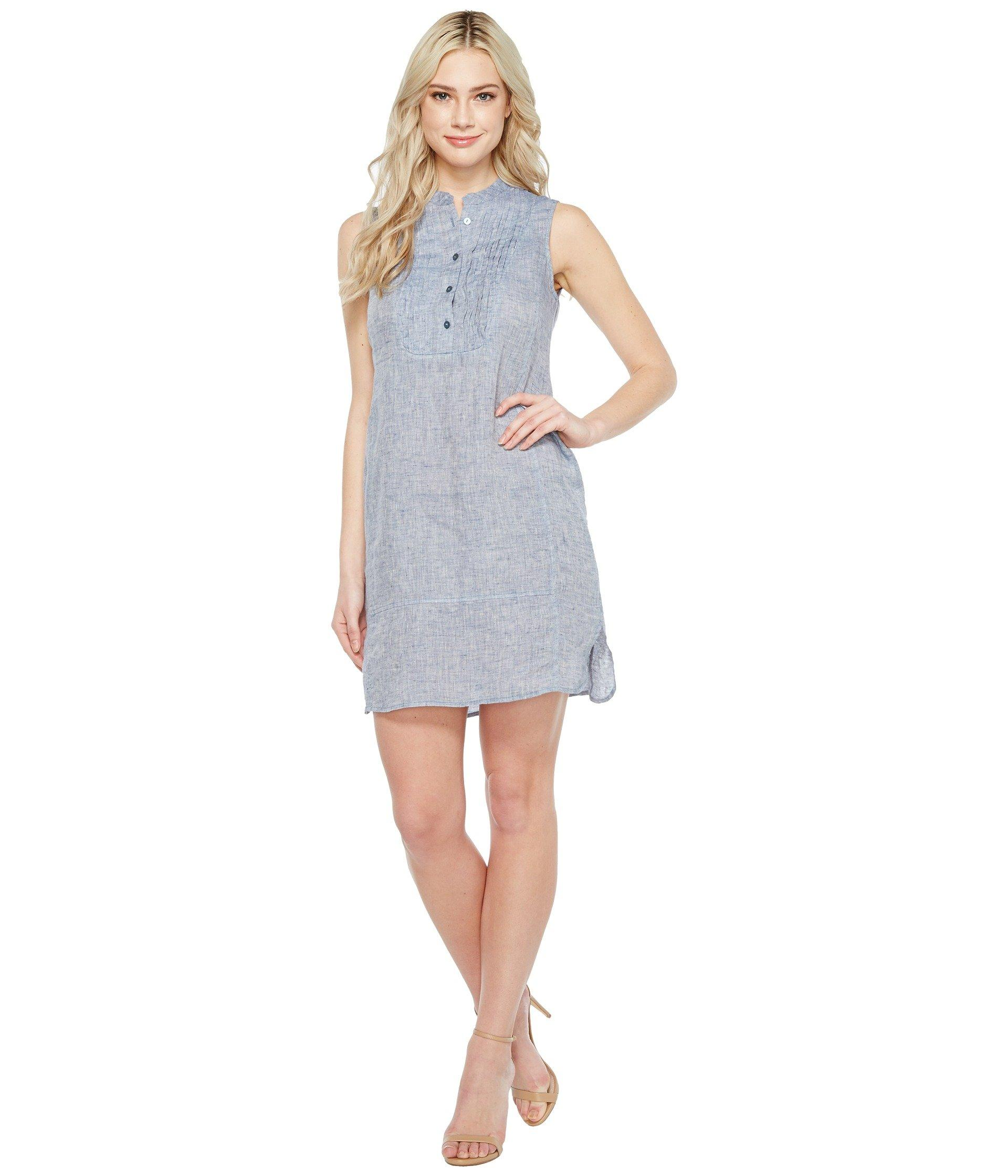 437e7fecb1c Nic+Zoe Drifty Linen Tunic Dress