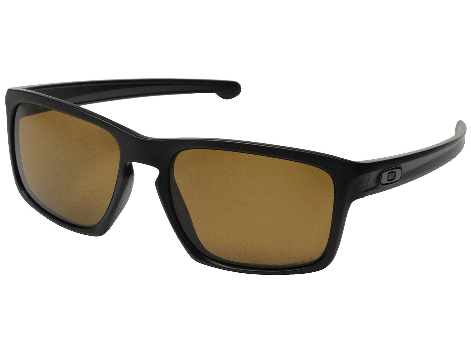 9308f3dd060f5 Oakley Sliver In Matte Black Bronze Polarized