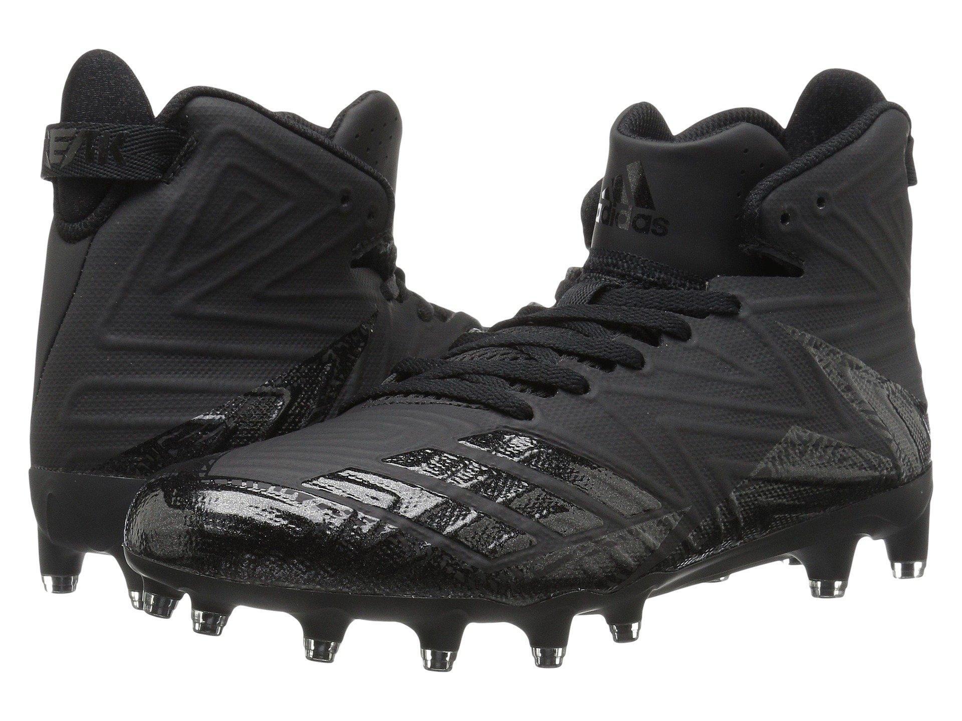 0d1f89010 Adidas Originals Freak X Carbon Mid Football In Black