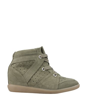 Isabel Marant ÉToile 'Bobby' Sneakers In Green