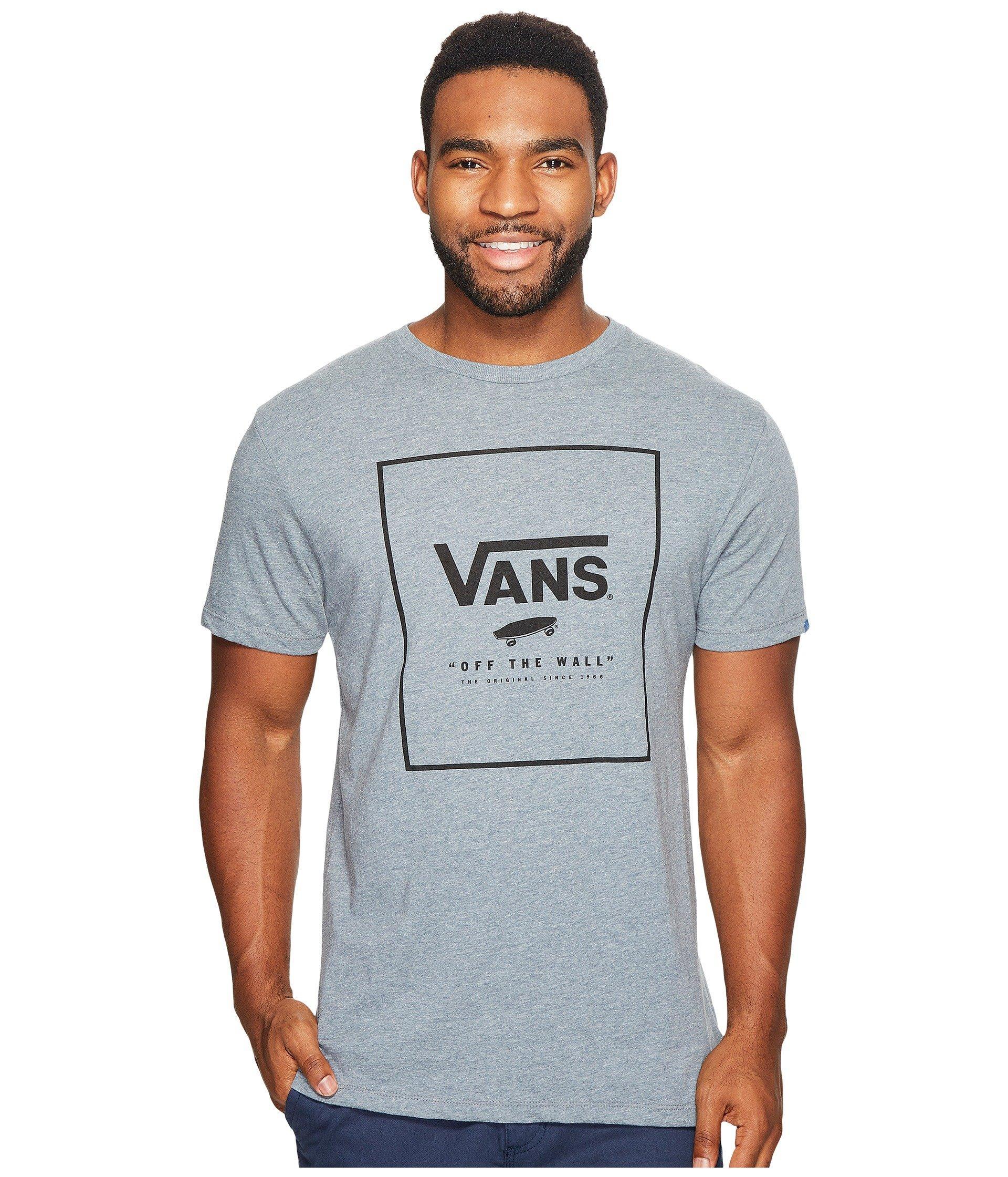 2a611553bd Vans Print Box Tee