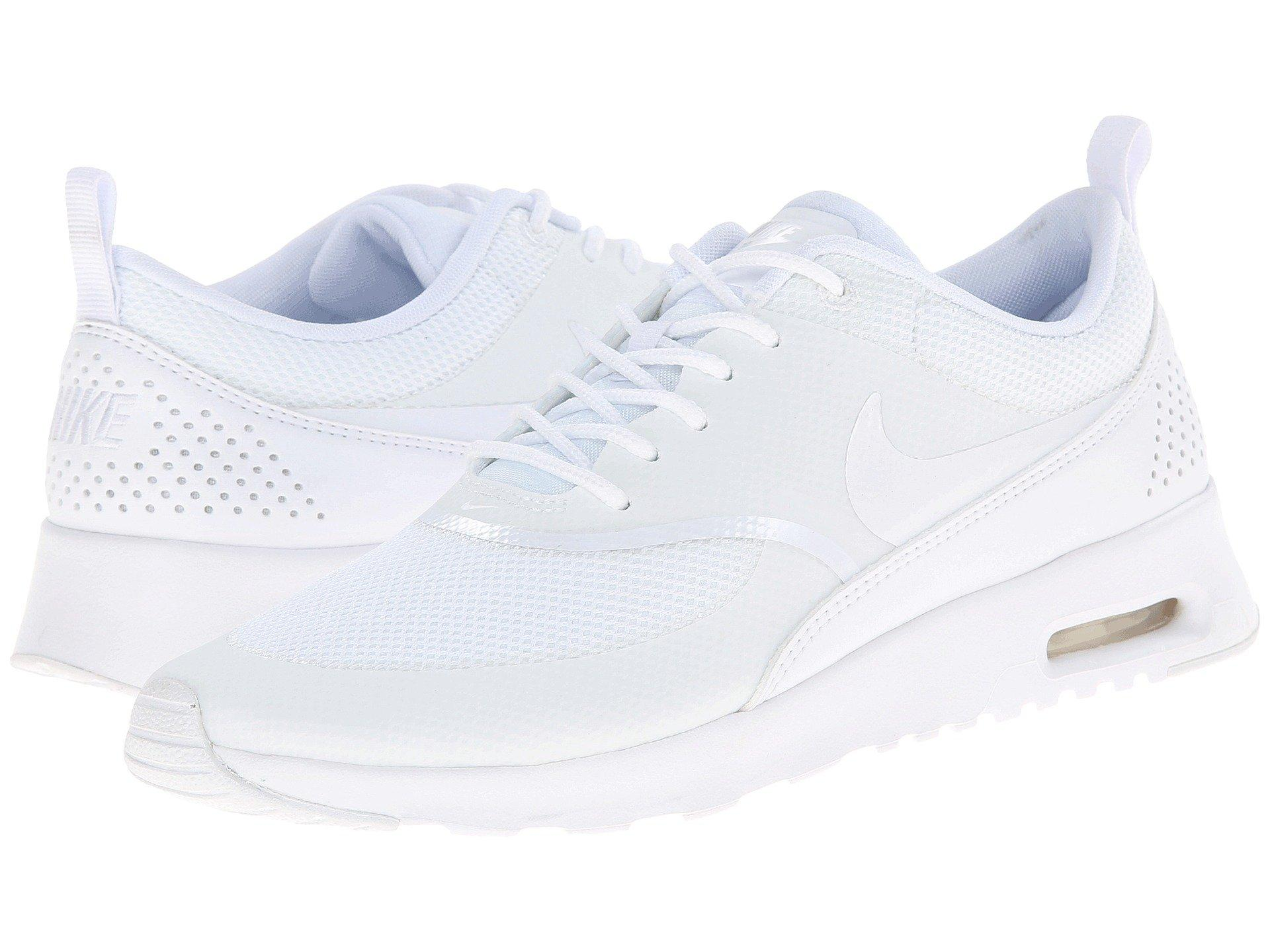 Nike Nike Air Max Thea (Barely RoseElemental RoseWhite) Women's Shoes from 6pm | ShapeShop