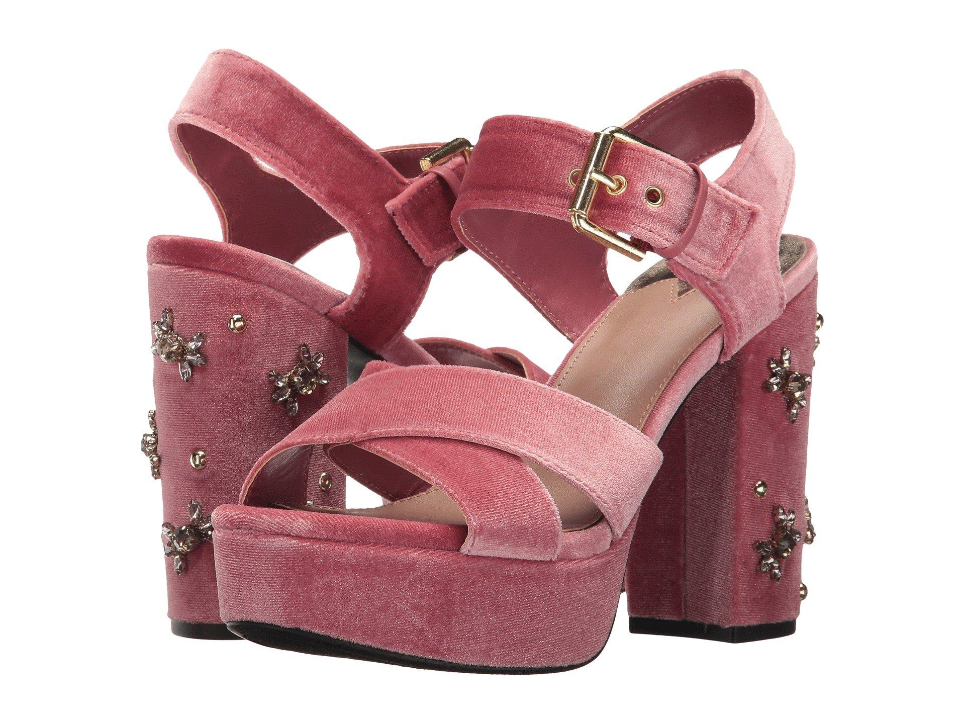 6edbf34dc82edb Circus By Sam Edelman Morgan In Ash Rose Velvet