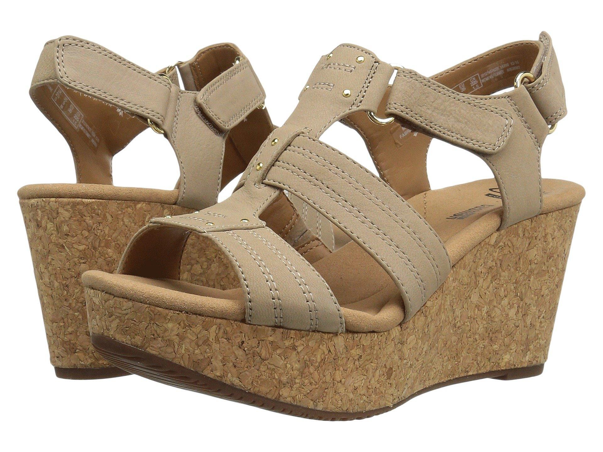 ce4bcb0e8fb Clarks Annadel Orchid In Sand