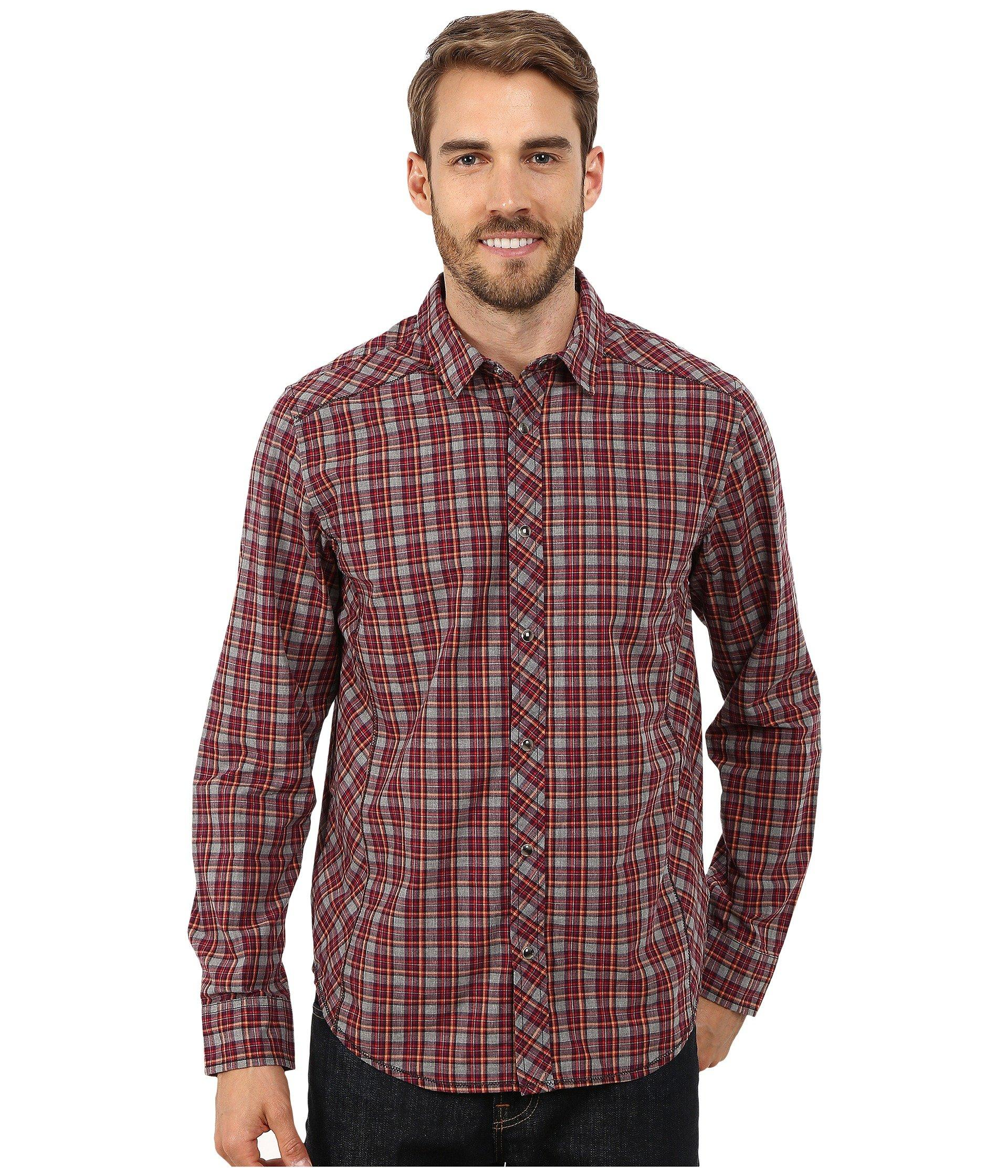 250e21220cd Archer Long Sleeve Shirt